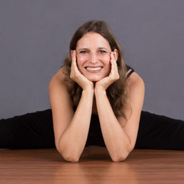 Inspired by Caterina Jochmann Yoga